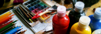 Want to know the characteristics and applications of different art media?